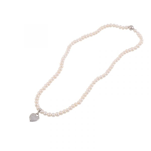 bridal pearl necklace from inspiring pearls