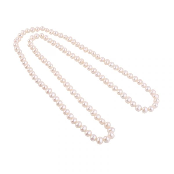 rope pearl necklace inspiring pearls