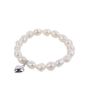 stretch pearl bracelet inspiring pearls
