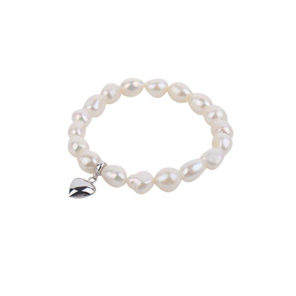 stretch pearl bracelet inspiring pearls