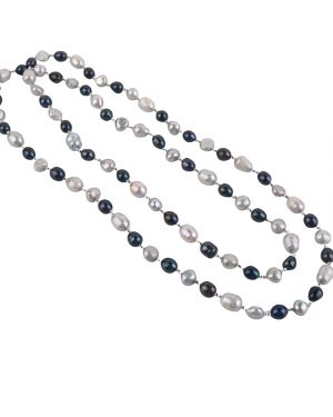 long rope necklace inspiring pearls