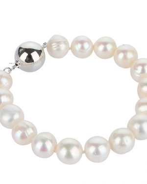 affordable authentic pearl bracelet