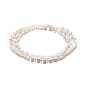 150cm pearl rope necklace nlpw150