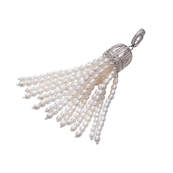 freshwater pearl tassel enhancer