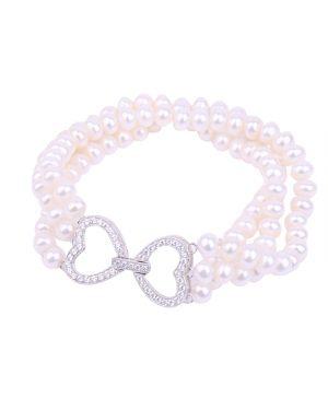 bridal pearl bracelet from inspiring pearls