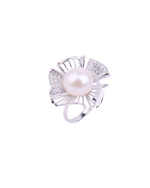 sterling silver pearl ring inspiring pearls