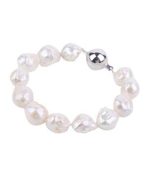baroque pearl bracelet inspiring pearls