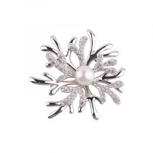 pearl brooch from inspiring pearls