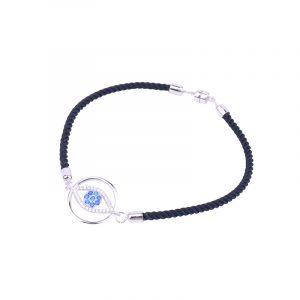 cz bracelet inspiring pearls