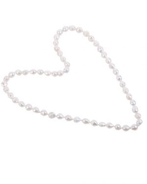 baroque pearl rope necklace inspiring pearls