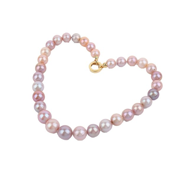 Edison Pearl Necklace inspiring pearls