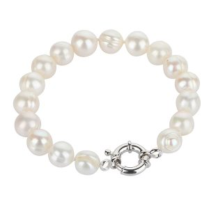 classic affordable pearl bracelet