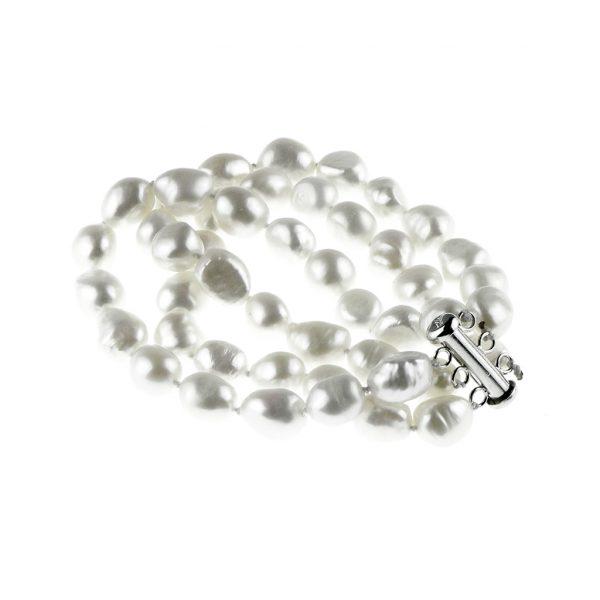 trio keshi freshwater bracelet