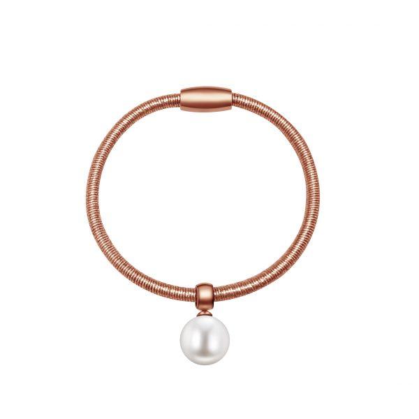 roseglod plated wire bracelet